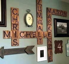 Wooden Letters For Wall Decor Like This Item Alphabet