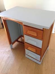 bureau comptable bureau comptable pour enfant bois matériau gris vintage
