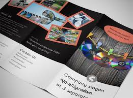 video brochure template list manufacturers of video business