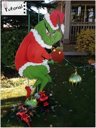 grinch christmas light christmas lights decoration