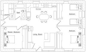 3 Bedroom Simple House Plans Christmas Ideas The Latest Rectangular House Plans 3 Bedroom 2 Bath