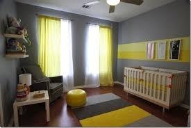chambre gris et jaune jaune et gris enfant jaune gris et chambres bébé