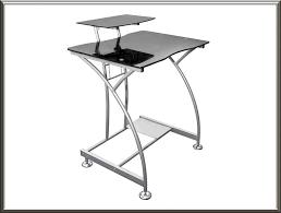 Schmaler Pc Tisch Pc Tisch Glas U2013 Zuhause Dekoration Ideen