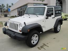 jeep wrangler 4 door white 2010 jeep wrangler sport news reviews msrp ratings with