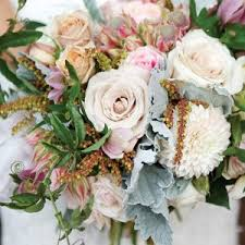 wedding bouquet flowers which flowers are in season bridalguide
