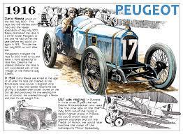 first peugeot dario resta peugeot 1916 first super speedway