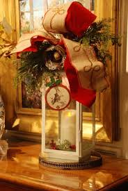Lantern Decorating Ideas For Christmas 1661 Best Christmas Decoration Images On Pinterest Merry