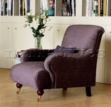 Armchair With Storage Jbh0369 Purple Armchair And Vase Of Flowers In Front Narratives