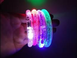 bracelet led images Colorful changing led bracelet light up bracelet flashing acrylic jpg