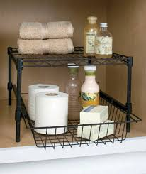 Under Cabinet Drawers Bathroom by Under Cabinet Storage Racks Ltd Commodities