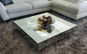 Lovable Mirrored Coffee Tables Mirror Coffee Tables Mirrored Coffee