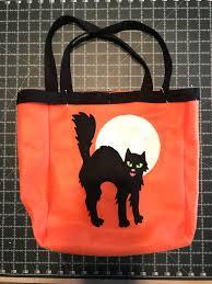 halloween treat bag weallsew