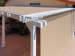 Roof Panels For Patios Patio Shade Tops And Tarps Superior Awning