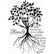 jeremiah tree wall decal family trees and tatting