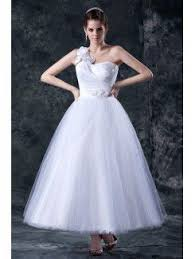 discount ankle length wedding dresses on sale online