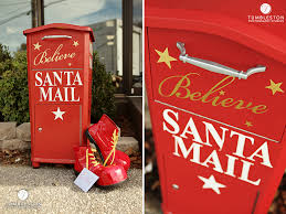 letters to santa mailbox mailbox png