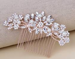 hair accessories for weddings wedding hair accessories etsy