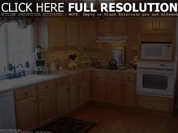 backsplash maple cabinet kitchen ideas maple cabinets by