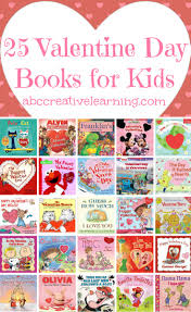 25 valentine day books for kids books holidays and activities