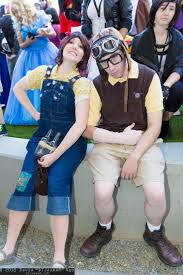 party halloween costume ideas 8 best carl and ellie costumes images on pinterest costumes