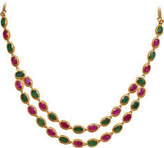 golden necklace new design images Gold necklace buy gold necklace online at best prices in india jpeg