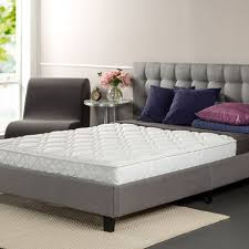 spa sensations 6 inch youth spring mattress walmart canada