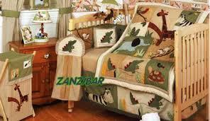 Zanzibar Crib Bedding Zanzibar Bedding Set