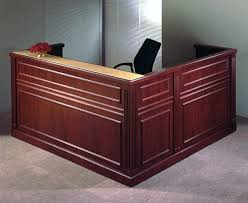 Arnold Reception Desk Arnold Reception Desks Inc Traditional Reception Desk Somerset