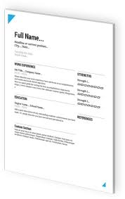 resume template docs docs resume templates by visualcv