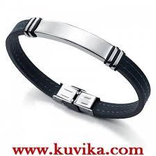 men rubber bracelet images Steel bracelet viceroy for man 6343p09013 the best online price jpg