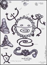 taino indian symbols gods by lpsalsaman on deviantart