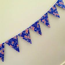 australian flag australia day bunting banner decoration