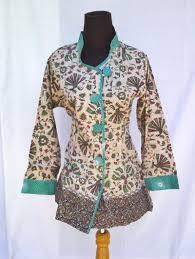 gambar model baju batik modern tips memilih model baju batik wanita modern
