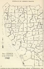 Indiana University Map 1940 Census Tracts Indiana University Libraries