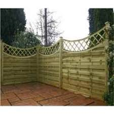4 Ft Fence Panels With Trellis Trellis Fence Panels Fencing Fast Free Uk Delivery