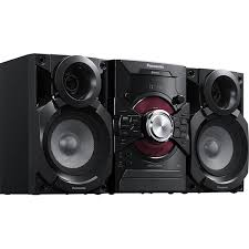 home theater panasonic panasonic max dj jukebox stereo system walmart com