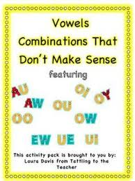 vowel diphthongs worksheet free printable worksheets word work