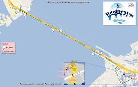 galveston island map the toughest 10k galveston