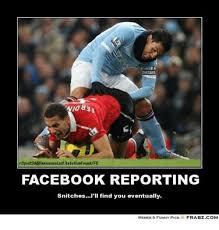 Facebook Soccer Memes - 25 best memes about facebook report facebook report memes