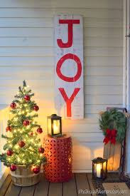Christmas Porch Decorations by Christmas Porch Decorations Christmas Celebrations
