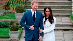 prince harry meghan prince harry and meghan markle appear after engagement cnn