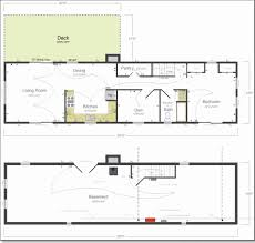 walk out basement floor plans ranch floor plans with walkout basement best of open floor ranch