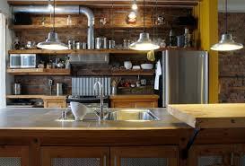 la cuisine bistrot meuble de cuisine style industriel cuisine rapide meuble cuisine
