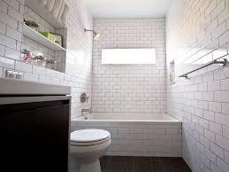 white subway tile gray grout bathroom cream cotton towel two white white subway tile gray grout bathroom cream cotton towel two white wooden door drawer led over