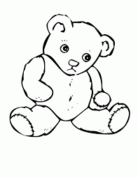 bears coloring pages free download coloring