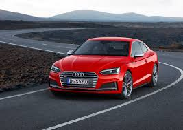 all new 2018 audi a5 and s5 models boast sharpened design and