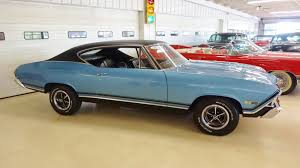 Chevelle Ss Price 1968 Chevrolet Chevelle Ss Ss Stock 215707 For Sale Near