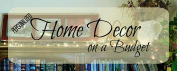 Home Decor On A Budget Personalized Home Decor On A Budget Organizing Life With Littles