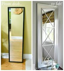 How To Make A Mirrored Nightstand Diy 10 Diy Projects To Spruce Up Your Space Diy Mirror Board And Spaces