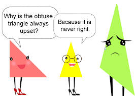 Scalene Triangle Meme - triangle puns